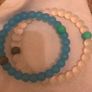 Set of Lokai bracelets